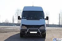 Защита переднего бампера (кенгурятник)  Mercedes Sprınter 2000-2006