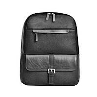 Рюкзак Issa Hara BP2 (11-31) кожаный Черный