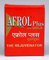 Афрол плюс с ЗОЛОТОМ, Солумикс - увеличивает либидо / Afrol plus with gold, Solumiks / 10 таб