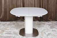 Стол обеденный Nicolas BOSTON белый MD000099