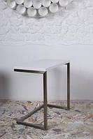 Стол приставной - консоль Nicolas YORK белый MD000020