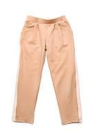 Спортивные штаны с лампасами, для девочек 2-9 лет , фото 1