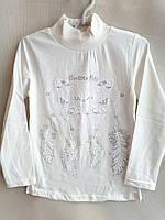 """Школьная блуза """"Бабочка""""  для девочек 6-12 лет. . Оптом .Турция."""