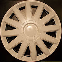 Колпаки колес Star Элегант белый R16 (2 штуки)