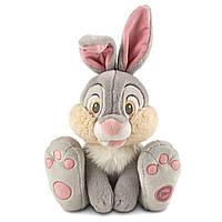 Disney Мягкая игрушка зайчонок Топотун / Thumper 35см - Бэмби