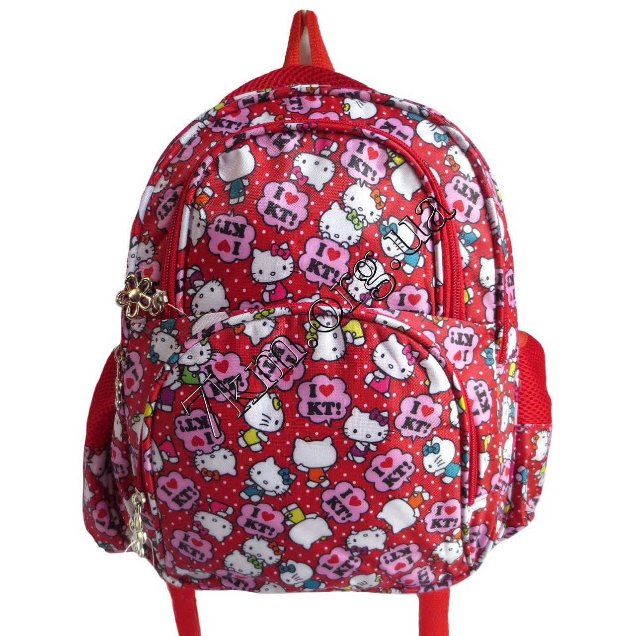 """Дошкольный рюкзак для девочек """"Хелоу Китти"""" (25х30) Вьетнам"""