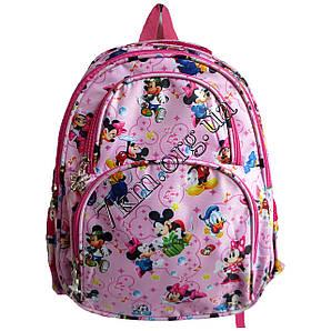 """Дошкольный рюкзак для девочек """"Мики Маус"""" (25х30) Вьетнам"""