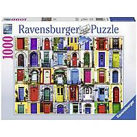 Пазл Ravensburger Двери мира 1000 элементов (RSV-195244)