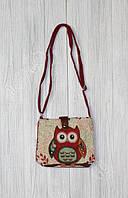 Женская пляжная сумочка через плечо мини
