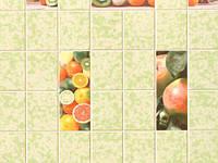 Обои влагостойкие мойка Цитрус  56,4 8099-04 салатовый