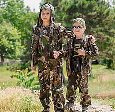 Детский камуфляж костюм для мальчиков Лесоход цвет Дубок, фото 2