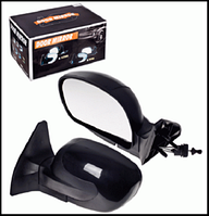 Зеркало боковое SM329809 BK LADA 08,09,13-15/Black/черное