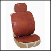 Накидки на сид.  AG-24752 BRAUN кожа