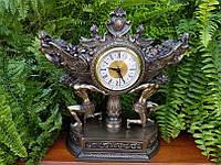 Коллекционные каминные (настольные) часы Veronese Барокко WU76007A4