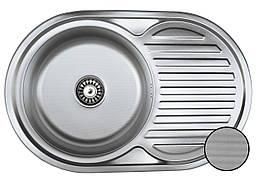 Кухонная мойка Galaţi Dana Nova (770*500*170)  Textură