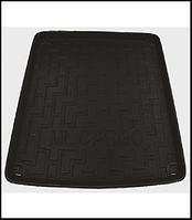 """Коврик резиновый в багажник SD BENZ W164ML """"06-""""  сер."""