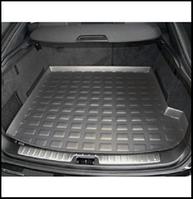 """Коврик резиновый в багажник SD BMW-X6 (E71) """"08-""""  сер."""