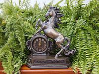 Коллекционные каминные (настольные) часы Veronese Единорог WU76197A4