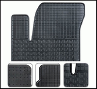 "Ковры ""P/A"" VW Polo sedan/hb 09-/Seat Ibiza 08- (CLASIC) кт_4шт"
