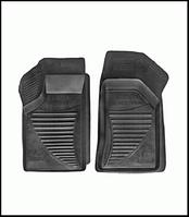 Ковры ВАЗ 2110-2112, Приора в салон под ноги ПЕРЕД (лев+прав)