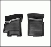 Ковры резиновые LANOS/AVEO (передние 2шт)