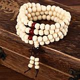 Браслет-четки Буддийские 108, фото 2