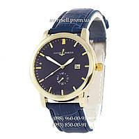 Часы Ulysse Nardin 7141 Blue-Gold-Blue