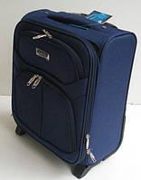 Чемодан ручная кладь для Wizz Air 42х31х22 см синий