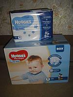 Huggies Ultra Comfort 4 (32шт.)7-16кг. для мальчиков (Хаггис Ультра Комфорт)