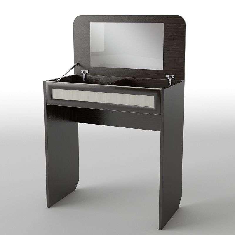 Туалетний будуарний столик з ДСП/МДФ в спальню БС-38 Тіса меблі