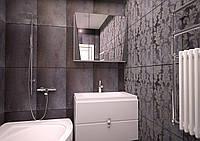 Дизайн-проект ванной, Ванная комната Росен