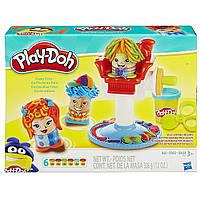 Пластилин Плей до Сумасшедшие прически Hasbro Crazy Cuts Play-Doh