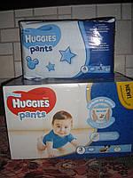 Huggies Pants 3 (44шт.) 6-11 для мальчиков подгузники-трусики