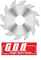 Пила пазовая D = 150 мм, паз = 2 мм. (GDA, Италия)