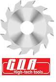 Пила пазовая D = 150 мм, паз = 1.5 мм. (GDA, Италия)