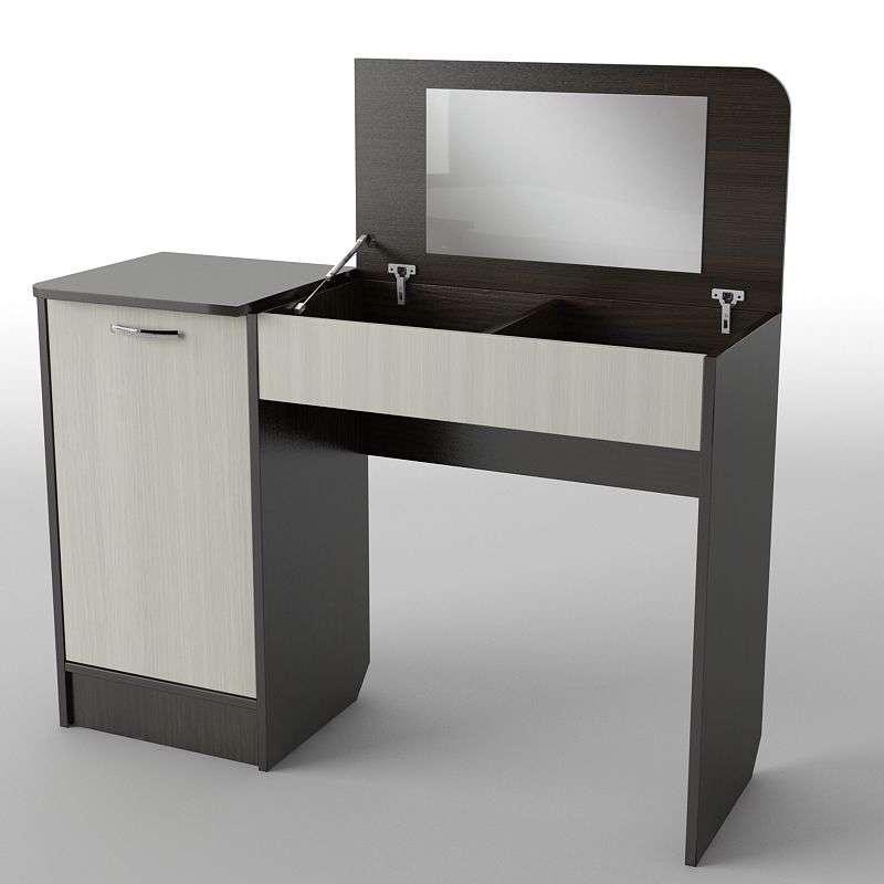 Туалетний будуарний столик з ДСП/МДФ в спальню БС-39 Тіса меблі