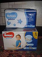 Huggies Pants 5 (34шт.) 12-17 для мальчиков подгузники-трусики