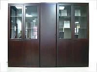 Шкафы Мукс YCB509А и Гардероб YCB509W Палисандр (Диал ТМ)