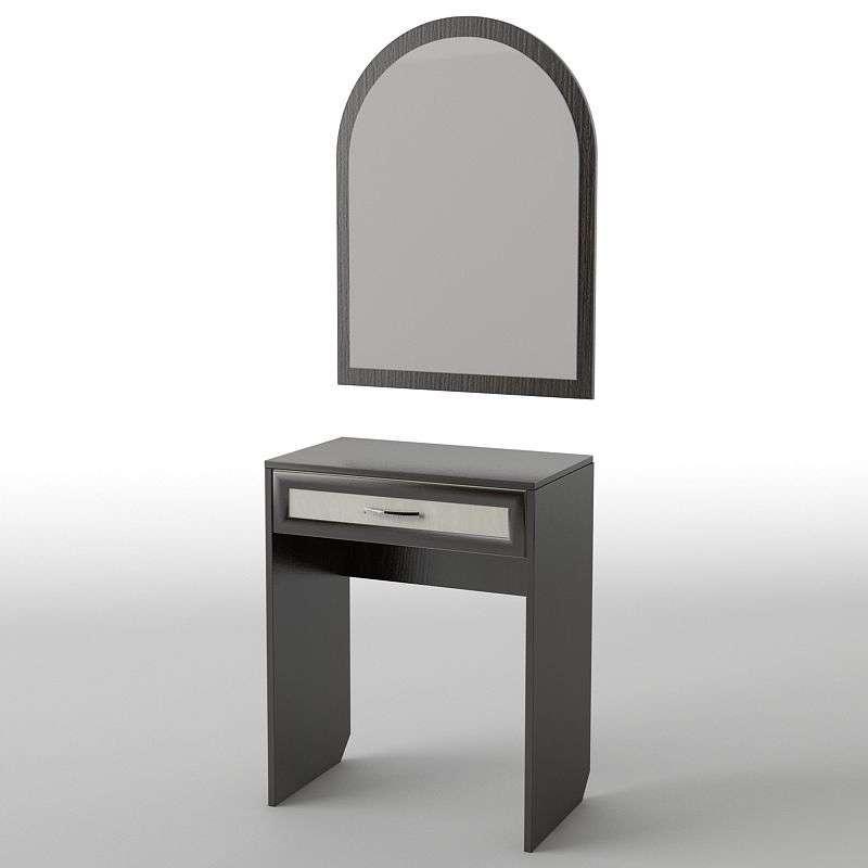 Туалетний будуарний столик з ДСП/МДФ в спальню БС-29 Тіса меблі