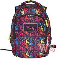 Рюкзак школьный для девочки 318