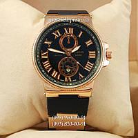 Часы Ulysse Nardin quartz Gold-Blue Dark