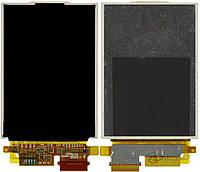 Дисплей (экран) для телефона LG KE600