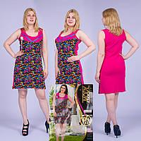 Женское платье Турция. MODY 20014 Big Size. Размер 48-50.