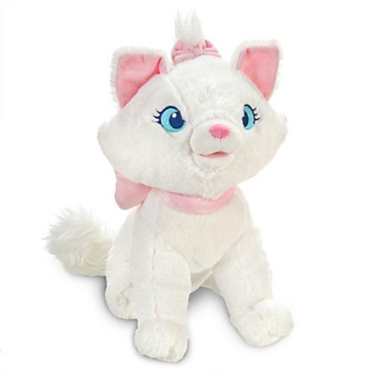 Disney Мягкая игрушка кошка Мари 30см - Коты Аристократы