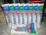 Зубная паста Elkos Krauter-mix, 125ml, Германия (Элькос), зеленая, фото 5