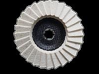 Полировальный войлочный лепестковый круг G-VA Dronco 5512221