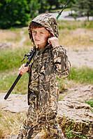 Детский камуфляжный костюм Лесоход Рыбак камуфляж Камыш