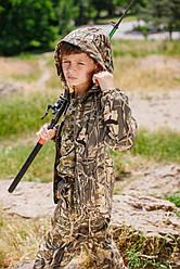 Костюм детский Лесоход Рыбак камуфляж Камыш