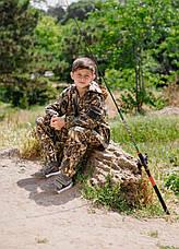 Костюм детский Лесоход Рыбак камуфляж Камыш, фото 3