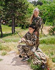 Костюм детский Лесоход Рыбак камуфляж Камыш, фото 2